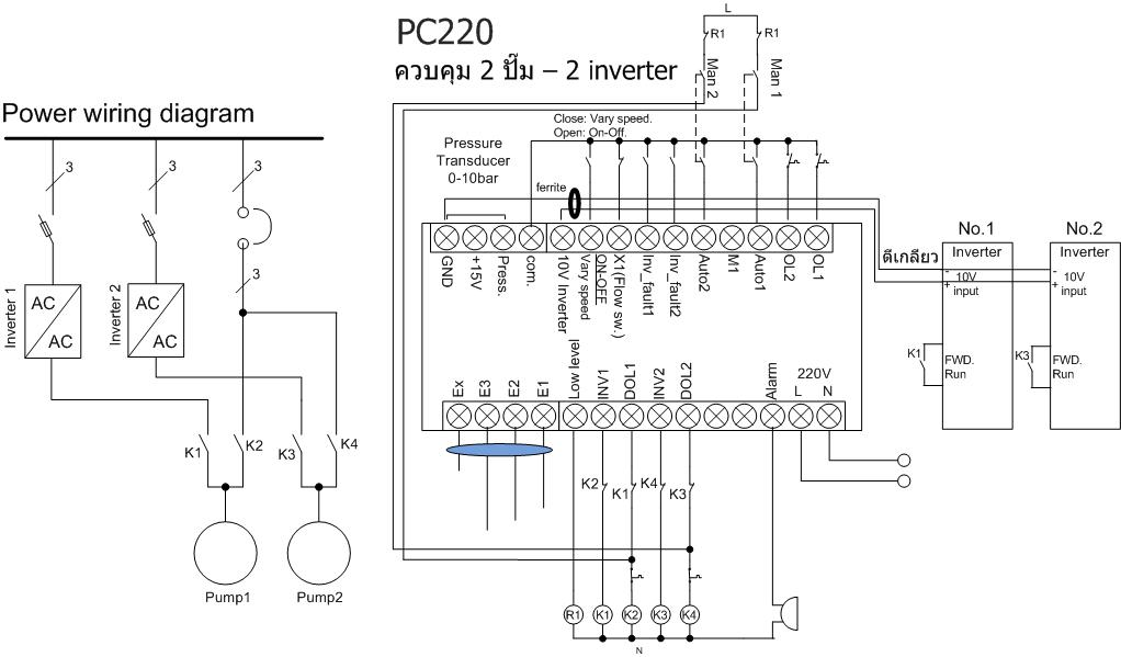 presflo electronic pump controller manual